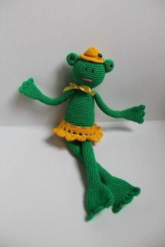 Лягушка-длиннолапая-описание