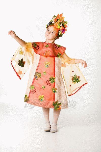 8a4d8ddce08 Праздник осени  идеи детских костюмов для утренника в детском саду.