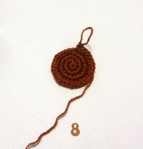 Уроки вязания амигуруми.